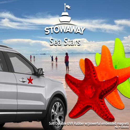 FB SQ GSL Sea Stars
